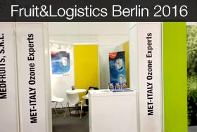Fiera Fruit & Logistica Berlino 2016
